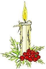 LES BOUGIES DE NOEL dans NOEL bougiesnoel2