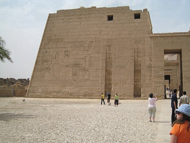 LOUXOR (EGYPTE) dans VOYAGES louxor