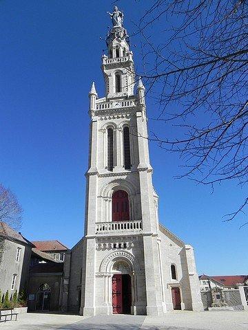 NOTRE-DAME DE SION-VAUDEMONT SUR LA COLLINE INSPIREE (54) dans CHAPELLES, EGLISES, CATHEDRALES SION-009