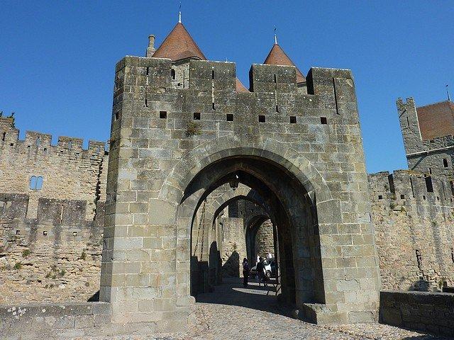 CARCASSONNE dans VOYAGES carcassonne