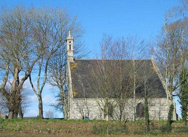 CHAPELLE DE SAINT-URFOLD  (FINISTERE  BRETAGNE) dans CHAPELLES, EGLISES, CATHEDRALES chapellesturfold5