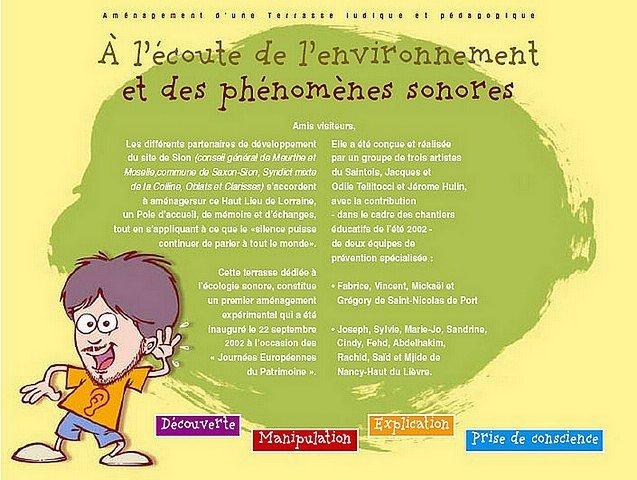 SOUCHES POLYPHONIQUES A SION (54) dans RENCONTRES AU HASARD DE NOS BALADES souches