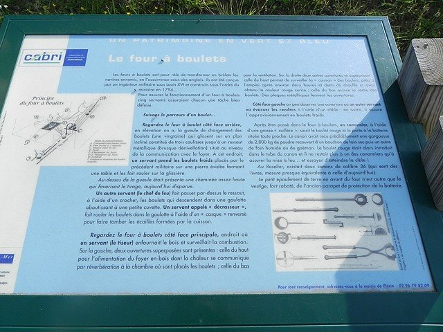 LE POSTE DE GARDE DE LA POINTE DU ROSELIER (22) dans LA BRETAGNE BINIC-1-141