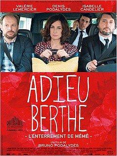 ADIEU BERTHE OU L'ENTERREMENT DE MEME dans CINEMA : Les films que nous avons moins aimés... adieuberthe