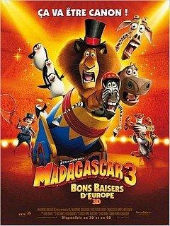 MADAGASCAR 3, BONS BAISERS D'EUROPE dans CINEMA : les films que nous avons aimés... madagascar3
