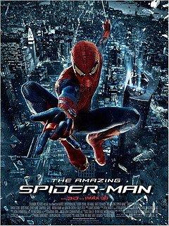 THE AMAZING SPIDER-MAN dans CINEMA : les films que nous avons aimés... spiderman