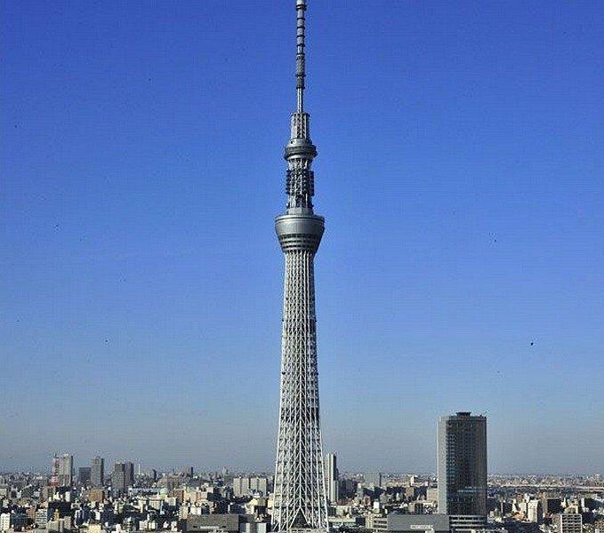 Jean claude 39 s news les tours les plus hautes du monde for Tour les plus hautes
