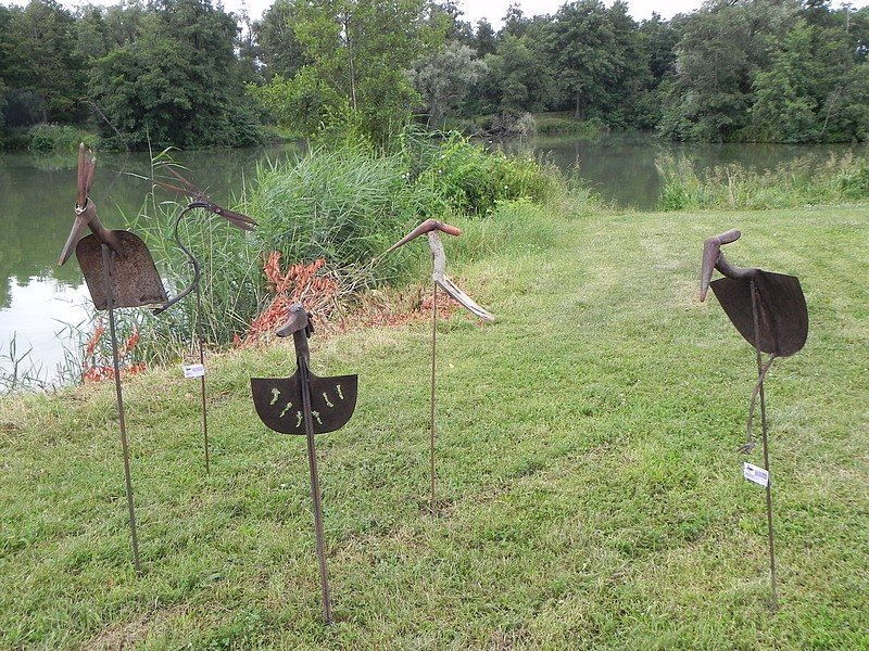 Jean claude 39 s news art - Sculpture de jardin ...