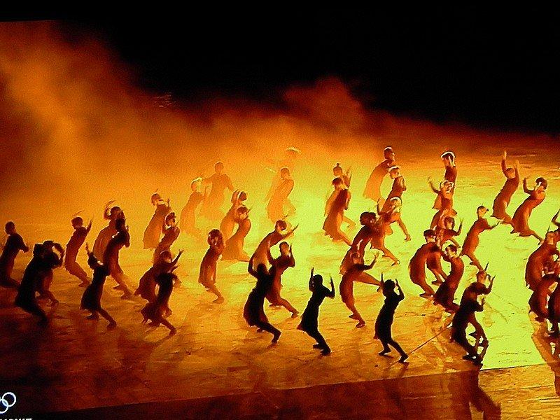 JO LONDRES 2012 CEREMONIE D'OUVERTURE dans JO LONDRES 2012 JO-LONFRES-2012-199