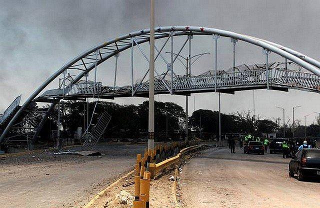L'ACTUALITE EN IMAGES dans 24 HEURES EN IMAGES pont