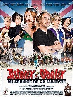 ASTERIX ET OBELIX : AU SERVICE DE SA MAJESTE dans CINEMA : les films que nous avons aimés... asterix