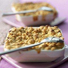 CRUMBLE AUX POMMES dans CUISINE GOURMANDE crumblepommes