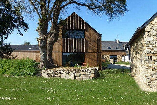 Jean claude 39 s news maisons en bois - Prix d une maison booa ...