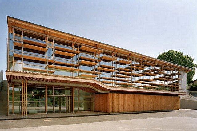 Jean claude 39 s news maisons en bois for Architecture en bois