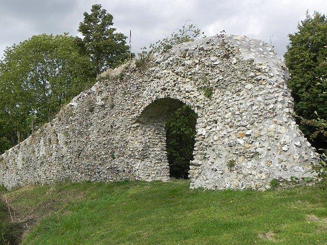 normandie-404 dans CHATEAUX