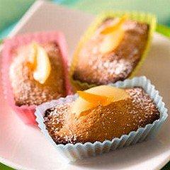 PETITS CAKES A LA POIRE dans CUISINE GOURMANDE cakes
