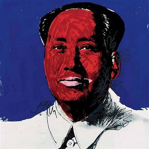 ANDY WARHOL dans ART mao