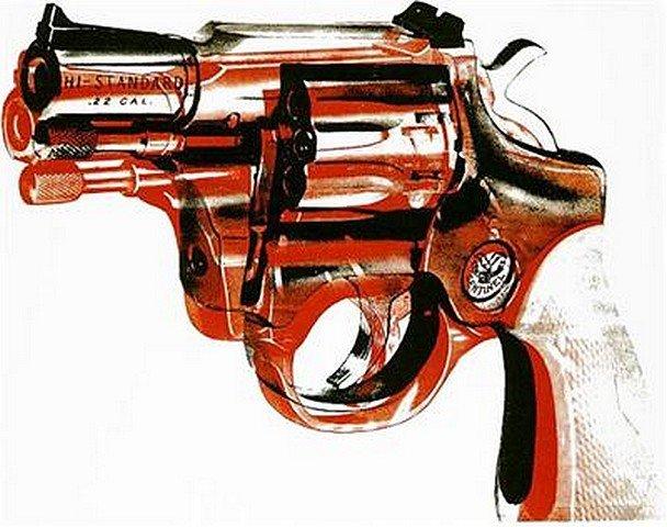 pistolet dans ART