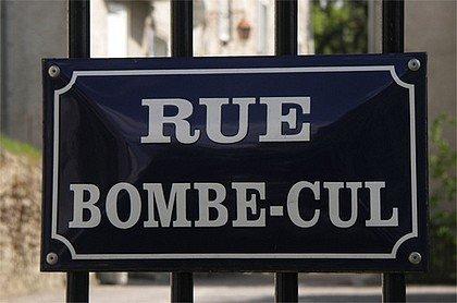 NOM DE RUE INSOLITE : TERRASSON (DORDOGNE) dans INSOLITE bombecul