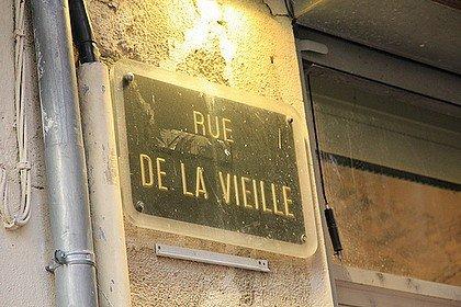 NOM DE RUE INSOLITE : HERAULT (LANGUEDOC-ROUSSILLON) dans INSOLITE herault