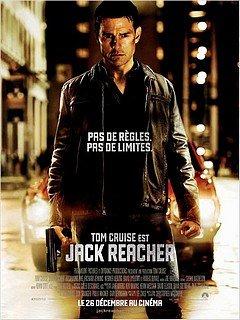JACK REACHER dans CINEMA : Les films que nous avons moins aimés... reacher