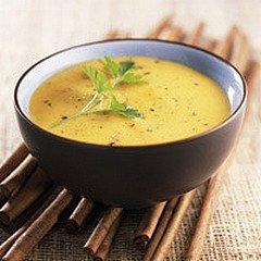 SOUPE DE POTIRON AUX PATATES DOUCES dans CUISINE GOURMANDE soupe-