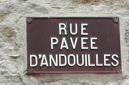 NOM DE RUE INSOLITE : SAINT-GENGOUX-LE-NATIONAL (SAONE ET LOIRE ) dans INSOLITE stgengoux