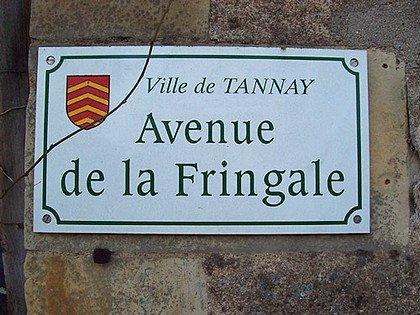 NOM DE RUE INSOLITE : TANNAY (NIEVRE) dans INSOLITE tannay