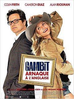 GAMBIT, ARNAQUE A L'ANGLAISE dans CINEMA : Les films que nous avons moins aimés... gambit