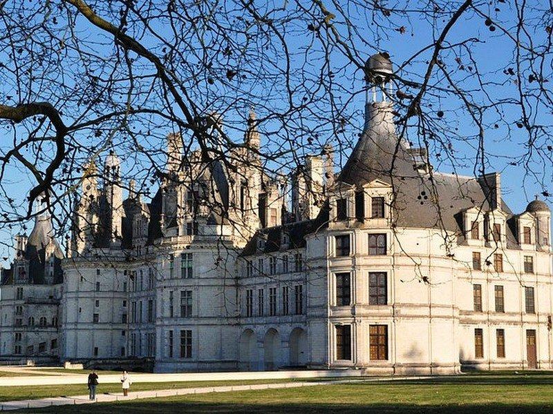LE CHATEAU DE CHAMBORD dans CHATEAUX chateau1
