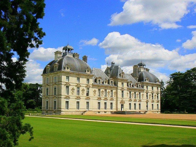 LE CHATEAU DE CHEVERNY dans CHATEAUX chateau3