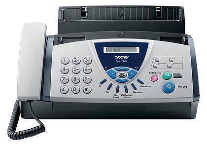 LE FAX dans INVENTIONS fax