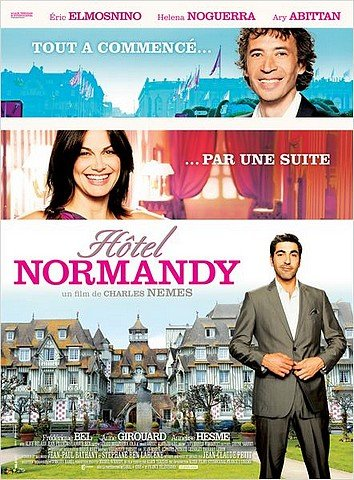 HOTEL NORMANDY dans CINEMA : Les films que nous avons moins aimés... hotel