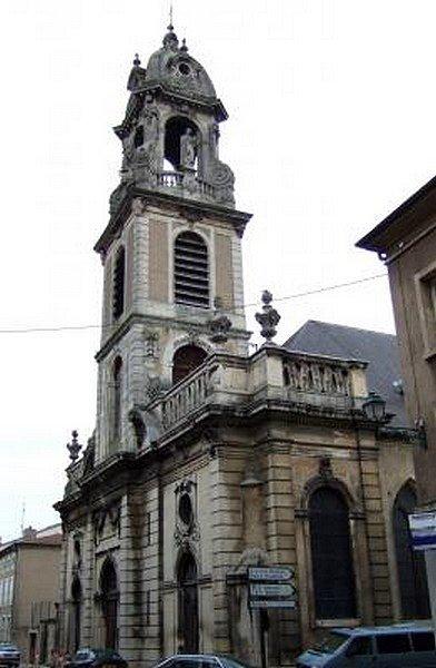 Jean claude 39 s news eglise saint laurent a pont a mousson for Architecte pont a mousson