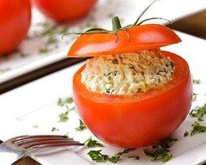TOMATES FARCIES A LA SALADE D'OEUFS dans CUISINE GOURMANDE tomatesoeufs2