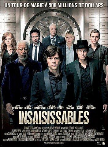 INSAISISSABLES dans CINEMA : les films que nous avons aimés... insaisissables