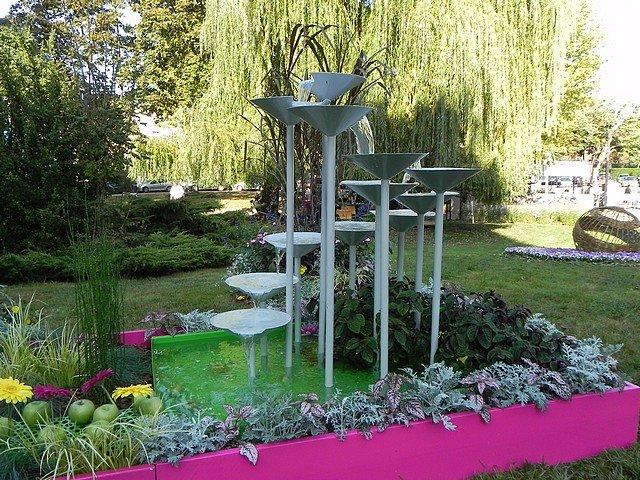Jean claude 39 s news jardin extraodinaire for Jardin extraordinaire