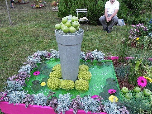 Jean claude 39 s news jardin extraordinaire for Jardin extraordinaire
