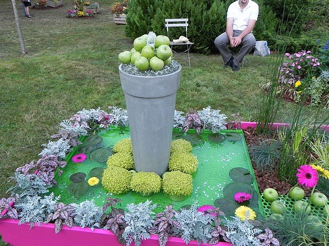 Jean claude 39 s news jardin extraordinaire for Le jardin extraordinaire 09