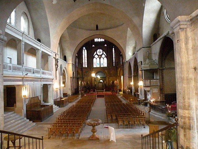 Jean claude 39 s news chapelles eglises cathedrales - Cathedrale saint etienne de cahors ...